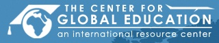 Center for Global Education is an organization that provides cultural exchange programs and other resources to promote global perspectives and competence.  It also acts as a clearinghouse for other organizations who have the same global goals.