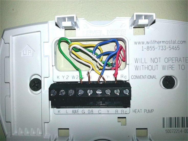 Honeywell Wifi Thermostat Wiring, Honeywell Room Thermostat Wiring Diagram