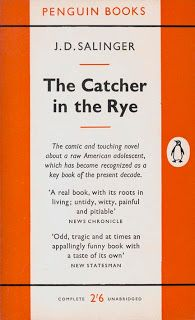cather in the rye essays Catcher in the rye - phony essays: over 180,000 catcher in the rye - phony essays, catcher in the rye - phony term papers, catcher in the rye - phony research paper.