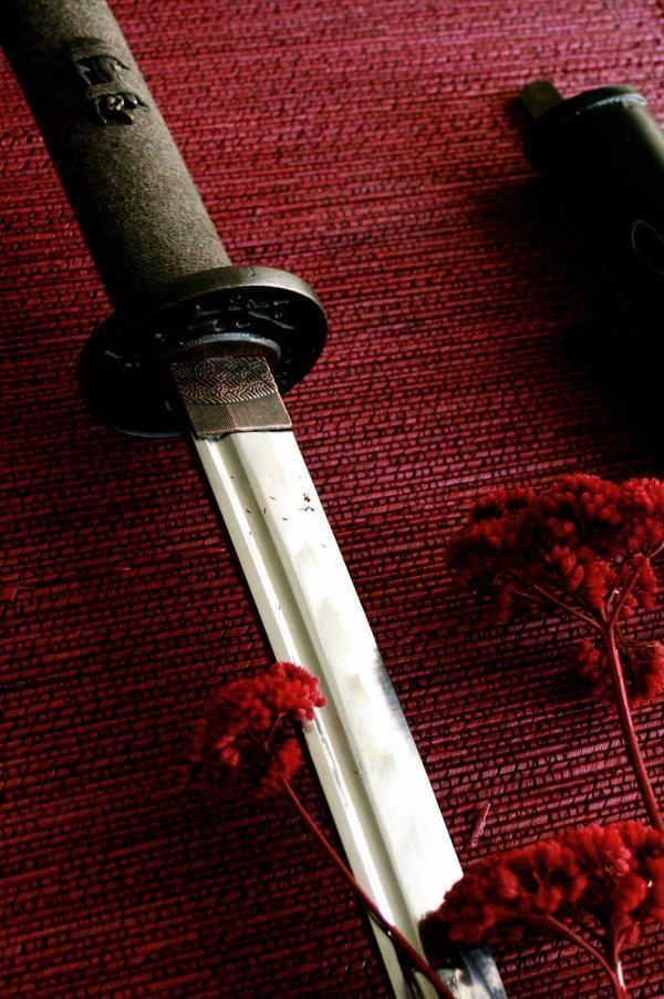 I would love to have an authentic, hand crafted Japanese Katana custom made for me!