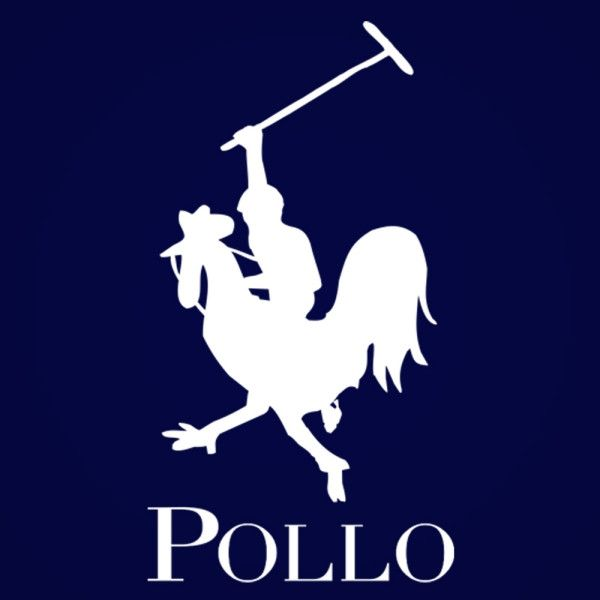 """Not POLO but """"POLLO"""" (Chicken in Spanish) Funny T-SHIRT only $18 at http://www.DonkeyTees.com. Get 15% off by using code: PINNING"""