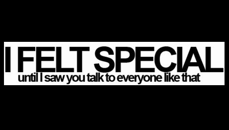 !: Sweet Words, My Life, Funny Stuff, Felt Special, Things, Feelings Special, Favorite Quotes, Living, True Stories