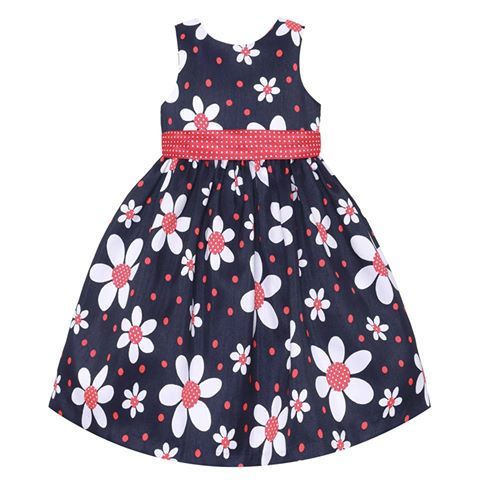 Buy girls' casual dress that best suit to the cuteness of your little lady.
