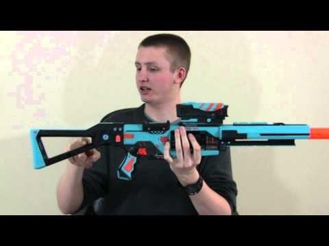 [MOD] Nerf Spectre Modification | Custom Painted Nerf Guns ...