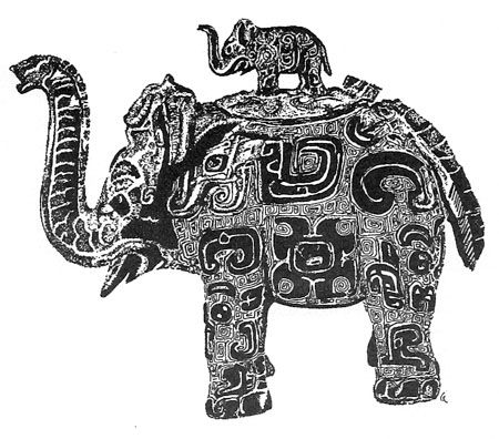 elephant object ornament - Google Search