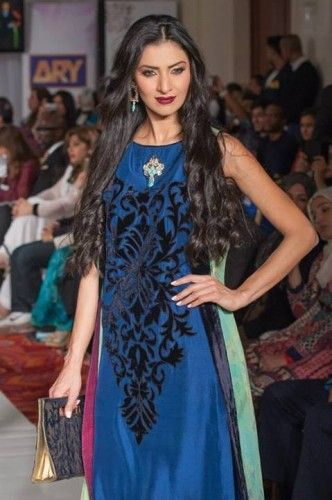 Gul Ahmed hiver Robes simples Collection à la Fashion Week Pakistan 5 2014 2015
