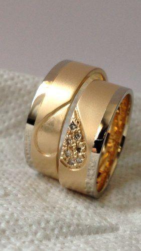anillos de matrimonio de oro 18k - Buscar con Google
