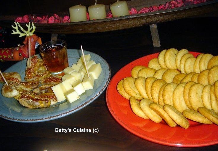 Betty's Cuisine: Shortbread cookies