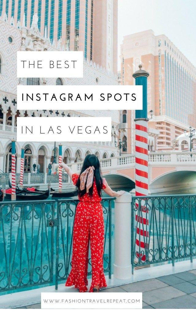Las Vegas Instagram Spots