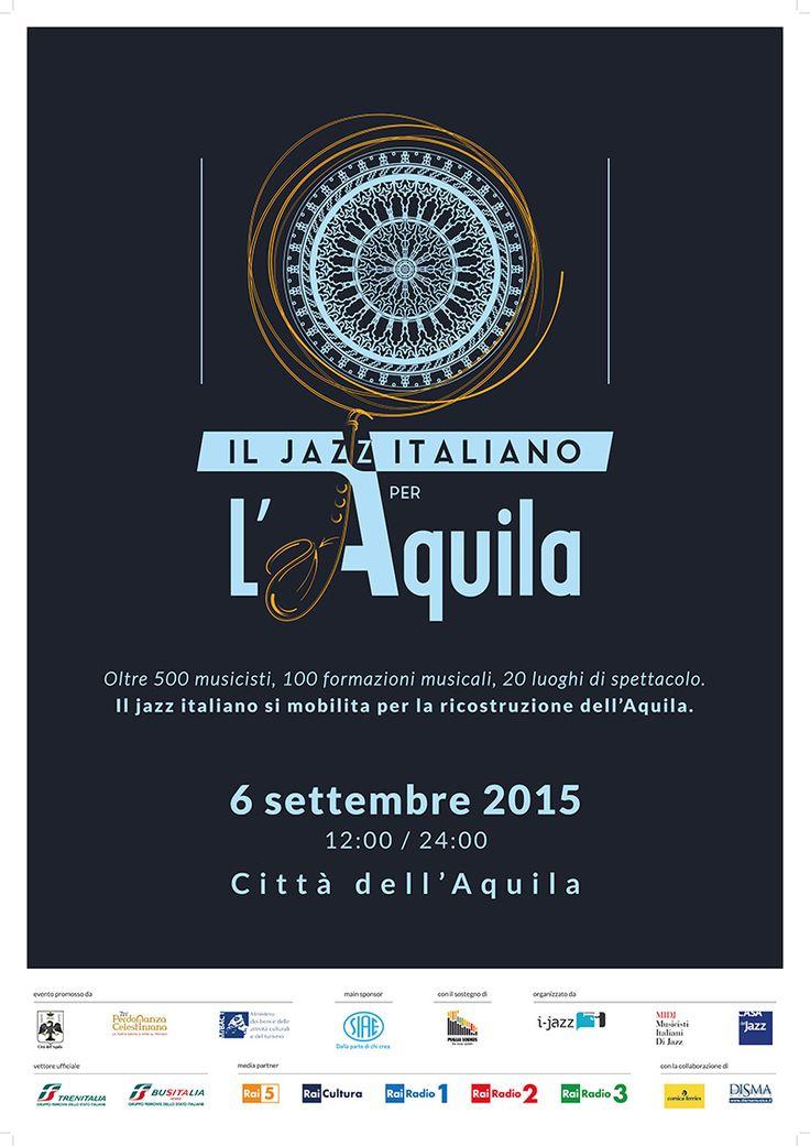 6 September: Italian jazz unites for L'Aquila | Europe Jazz Network