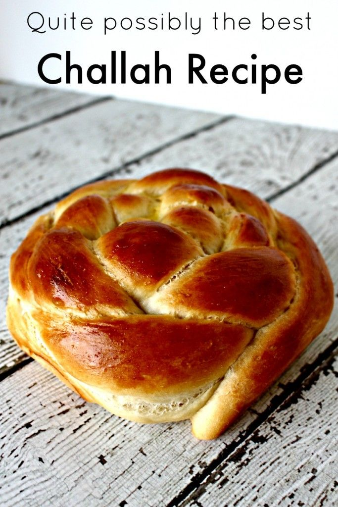 Quite Possibly THE Best Challah Recipe ever!