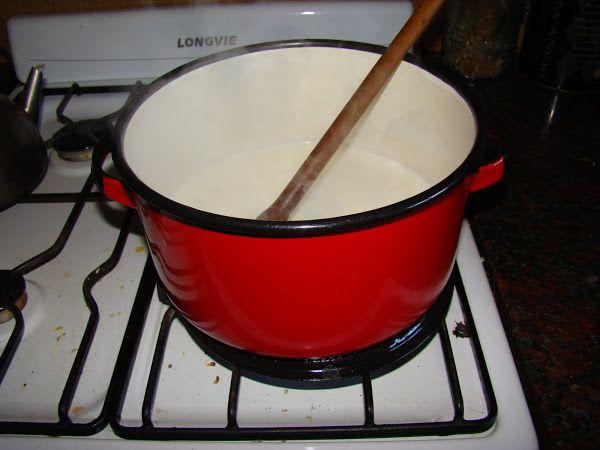 LECHE EVAPORADA HECHA EN CASA | Cocinar en casa es facilisimo.com