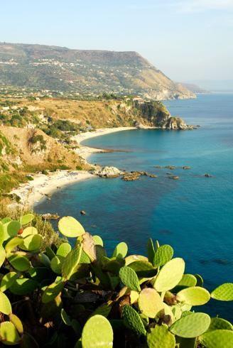 foto Mar di Calabria, tropico italiano - ,la costa degli Dei
