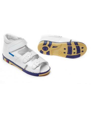 Таши Орто для девочки белые  — 3600р. -------------------------- Сандалии для девочки белые Таши Орто – это стильная ортопедическая обувь с выраженными лечебно-профилактическими свойствами. Открытая верхняя часть способствует полноценной вентиляции стопы, а плотная подошва из полиуретана – правильному движению ноги при...