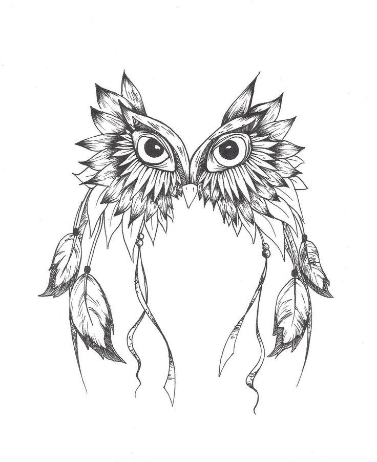 Dreamcatcher Owl Pictures - Google'da Ara