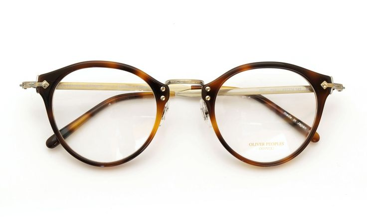 OLIVER PEOPLES [OP-505 DM/AG] | archive collection | PonMegane