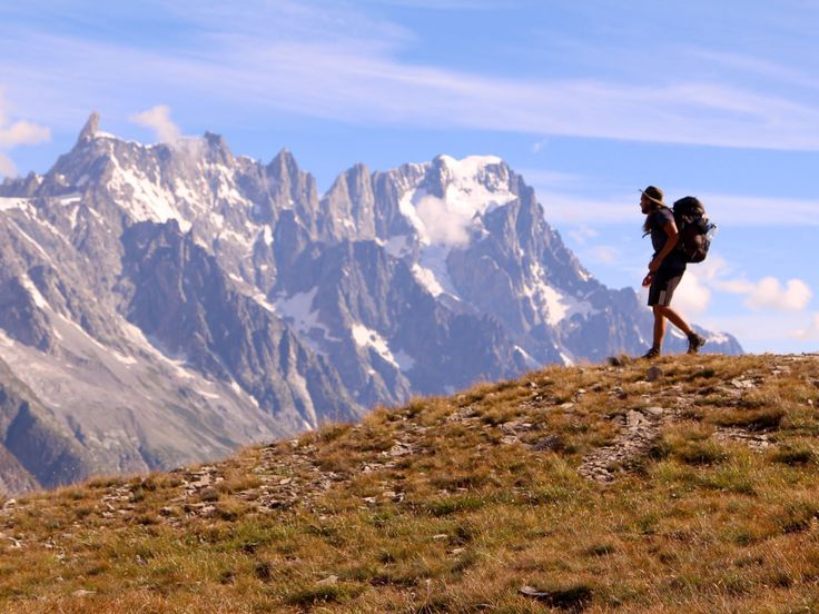 The Tour du Mont Blanc features 105 of the most breathtaking backcountry miles…