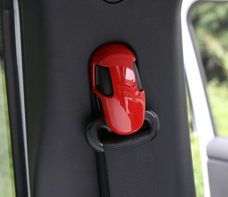 Mad Hornets - Safety Seat Belt Buckle Cover Trim Caps Jeep Renegade (15-16) 4PCS, Red, $23.99 (http://www.madhornets.com/safety-seat-belt-buckle-cover-trim-caps-jeep-renegade-15-16-4pcs-red/)