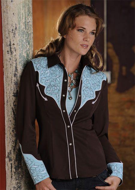 Vintage Western Wear.Com, Retro-vintage styled western wear from Scully, H Bar C, Rockmount, Roper, Panhandle Slim, Stetson, Ryan Michael an...