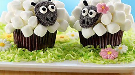 12 Cute Easter Cupcake Ideas