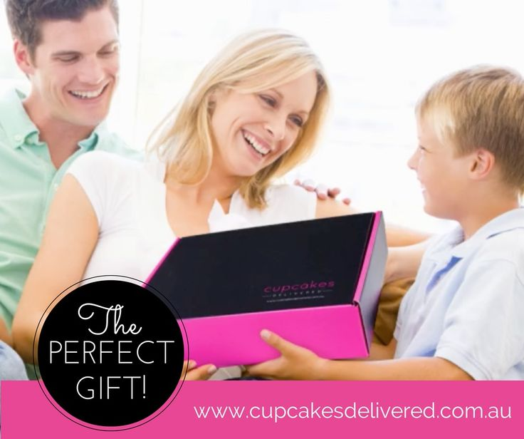 Repin if you'd like to receive a box of Cupcakes Delivered! #justbecause #happybirthday #birthday #sorry #love #iloveyou #cupcakes #gift #present #australia #onlineshopping #delivery #cupcake #cake #delicious #treat www.cupcakesdelivered.com.au