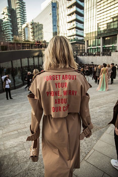 Tapestry and tie-dye: what they wear at Milan Fashion Week   Buro 24/7