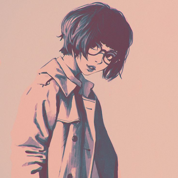 101 Best Glasses Girls Characters Images On Pinterest