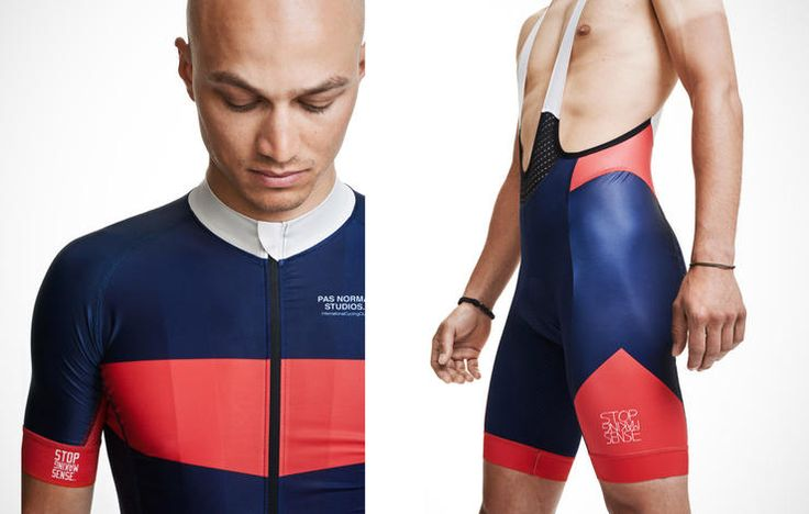 Pas Normal Limited Edition Summer Race Kit