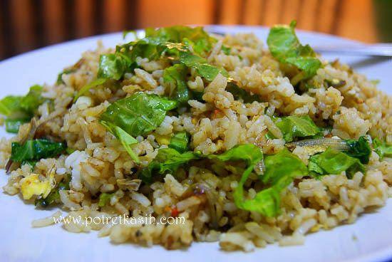 Nasi goreng sayur - Indonesian food rocks.