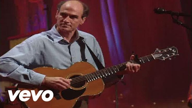 """James Taylor ~ """"Shower The People"""". Love how the song ends in this live version from 1998!"""