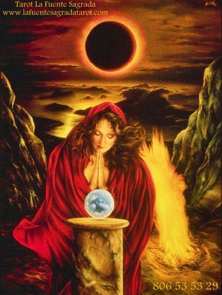 La Luz que te aporta el Tarot.