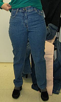 An education on what makes the great dread mom jean so horrid... Mom Jeans & the Dreaded Long Butt   Grasping for Objectivity