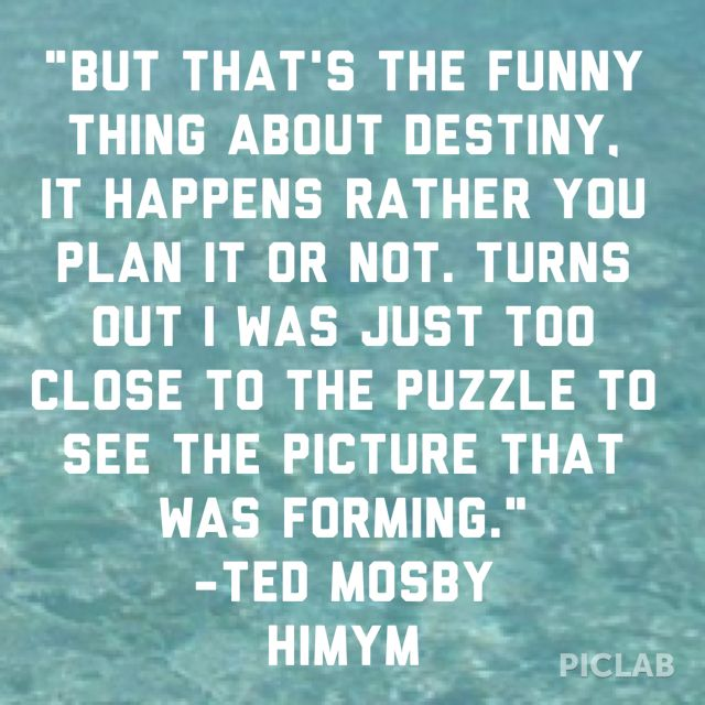 Have a How I Met Your Mother Quote wall