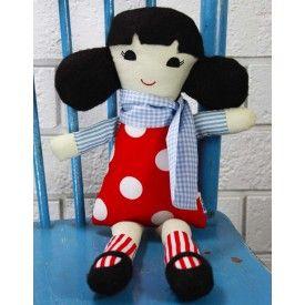 Oobi - Kaitlin Doll - Black Hair