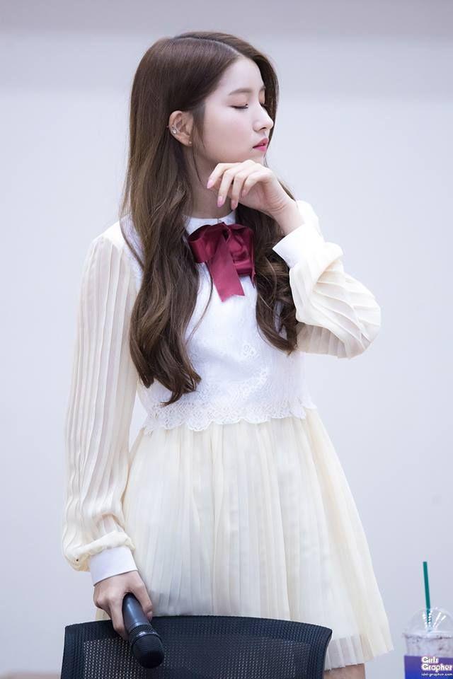 GFRIEND - SoWon 소원 (Kim SoJung 김소정) #원이 #여자친구