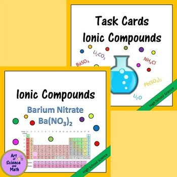 The  Best Ionic Compound Ideas On   Chemistry