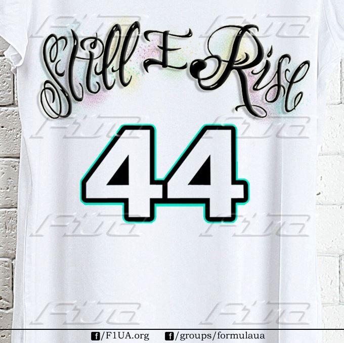 """""""Still i Rise"""". *Принт на спине. Доступны все размеры футболок. Есть мужские, женские, детские модели. Заказы принимаем на страницах F1UA, Highway и в группе formulaua."""