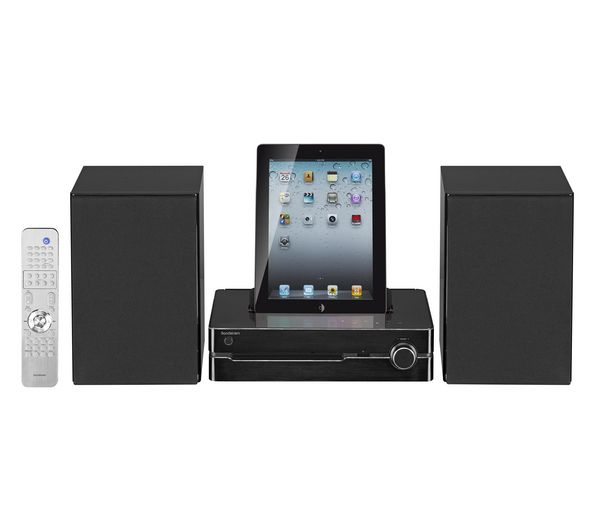 SDABTIP12 Micro Hi-Fi System - with USB Connector