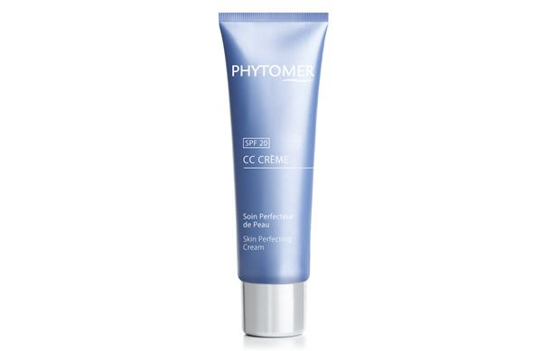 The Phytomer CC Creme Skin Perfecting Cream SPF20 is perfect for everyday wear. It's lightweight, hydrating and provides UV protection.