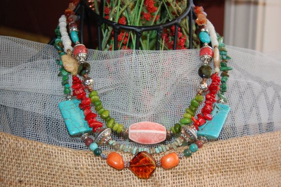 Hey, I found this really awesome Etsy listing at https://www.etsy.com/listing/182685363/southwest-necklace-cowgirl-necklace