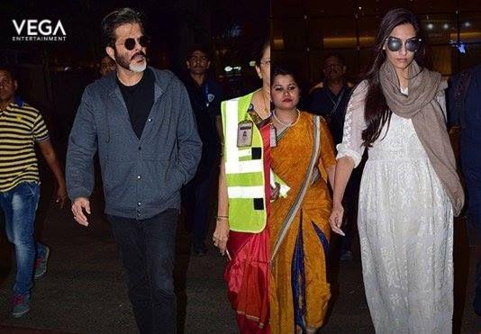Celebs Arrives at #AnilKapoor's House  #ActressSridevi #RIP #SrideviNoMore #RIPSridevi #Sridevi #Vega #Entertainment #VegaEntertainment