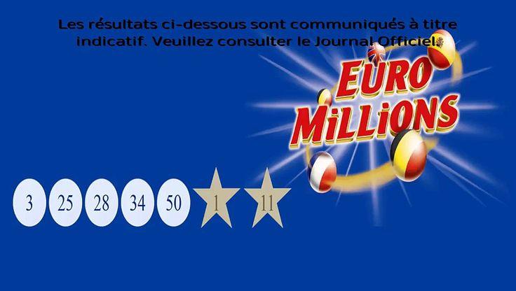 Les résultats de l'Euromillions du 24 février 2015