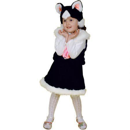 Карнавальные детские костюмы кошки