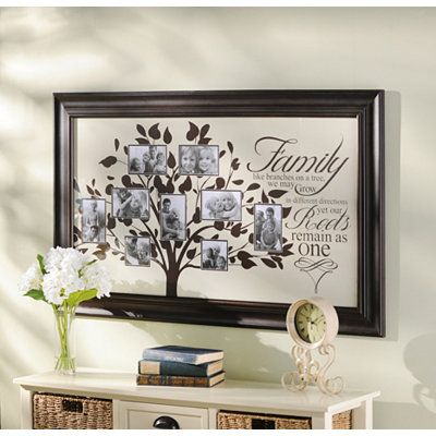 The 12 best Family Frames images on Pinterest | Family pictures ...