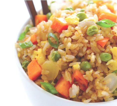 Cuisiner le meilleur riz frit de la planète! #recette #souper #riz #frit