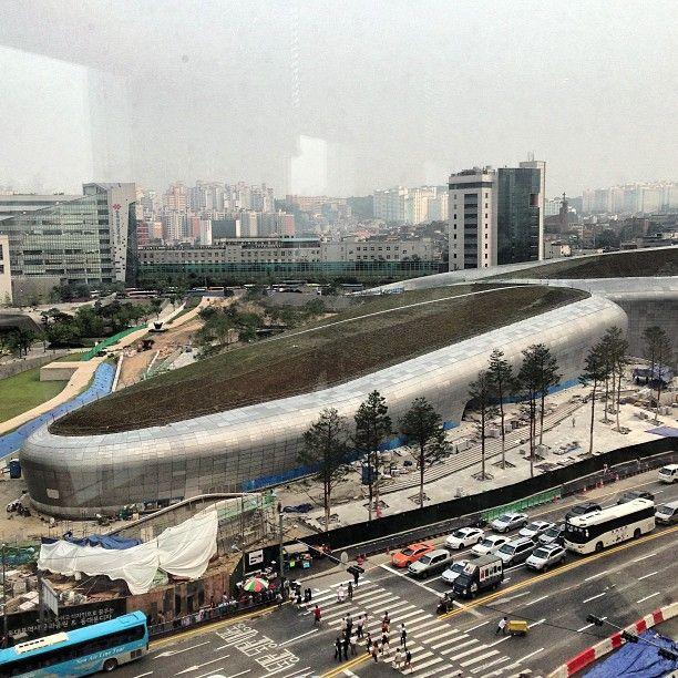 동대문역사문화공원 (Dongdaemun History & Culture Park) in 서울특별시