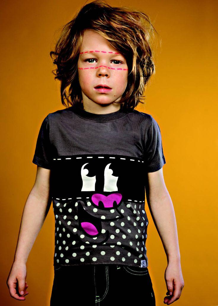 we love this little boy's hair!