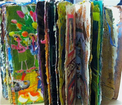Finished Journals Ziek's