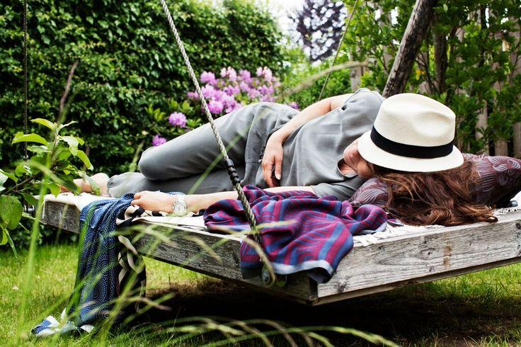 Silk jumpsuit, wool scarves, silk scarves, summerlove... Mind of Line - danish fashion brand. http://www.mindofline.com/shop/torklaeder.html