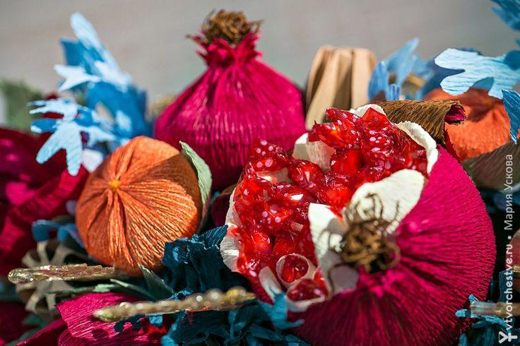 Творческие мастер-классы от мастеров по букетам из конфет и валянию из шерсти